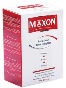 ماكسون بيور ديرم بار لتنظيف البشرة الدهنية
