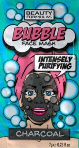 بيوتي فورميلاز قناع فقعات لتنقية الوجه بعمق بالفحم 7جم