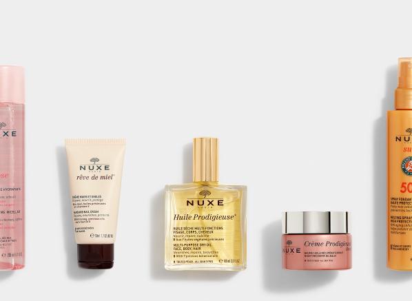 منتجات nuxe للبشرة الدهنية